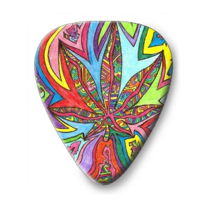 Psychedelic-Weed-Leaf